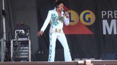 Ben Portsmouth Wins Collingwood 2012 Elvis Tribute Artist