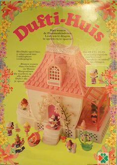 Vintage Charmkins house box   Flickr - Photo Sharing!
