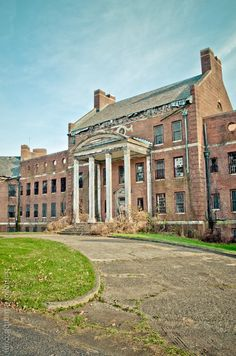 Norristown State Hospital in Pennsylvania.