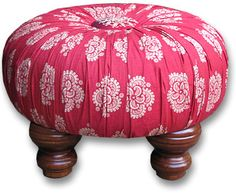 Tuffet source for kits and patterns