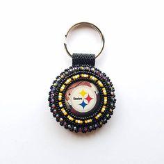 Steelers Keyring
