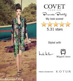 Burmese Beauty @covetfashion #covet #covetfashion #covetfashionapp #fashion #womensfashion