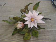 Resultado de imagen de porcelain flower tutorial