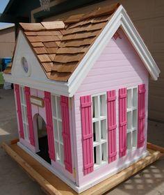 Indoor Dog House | Jwoww's Palatial Palace Indoor Dog House $12,000