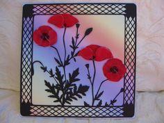 Poppies by Tina Fallon