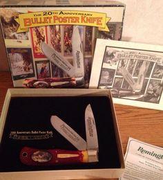 Remington Bullet Knives