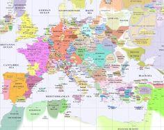 Europe ~1300