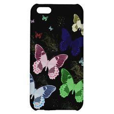 Vuelo Nocturno/Midnight Flight Case For iPhone 5C
