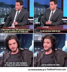 He Knows Nothing, But His Family Knows Something