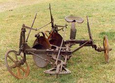 antique disc plows at Grandaddy's house in Virginia :) Old Farm Equipment, Used Equipment, Farming Technology, New Farm, Vintage Farm, Small Farm, Horse Farms, Parcs, Farm Gardens