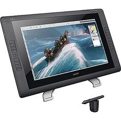 Wacom Cintiq 22HD Pen Tablet