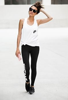 We've rounded up the best activewear street style ideas so that you can wear activewear any day and all day. Click through the slideshow!