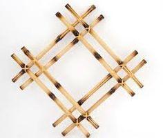 Resultado de imagem para reciclagem com bambu
