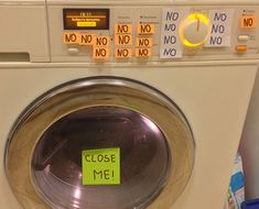 HILARIOUS NOTES FROM PARENTS TO KIDS:  Parents Went Out Of Town For The Weekend. Mom Left Me Laundry Instructions
