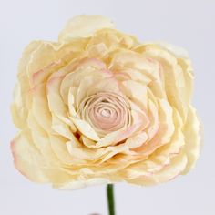 Mixed paper flower bouquet bright and sunny paper flowers long stemmed paper ranunculus white ivory paper flowers australia mightylinksfo