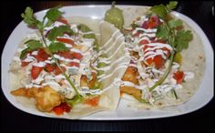 Amazing #lobster #tacos at my favourite restaurant in the Kootenays!