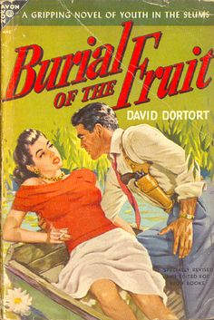 Burial of the Fruit (Avon 183) 1948 AUTHOR: David Dortort ARTIST: Ann Cantor | Flickr - Photo Sharing!