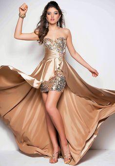 Atractivos vestidos de fiesta | Viste la moda y disfruta de hermosos vestidos