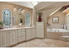 Spacious master bathroom. Bellevue, WA $1,355,000
