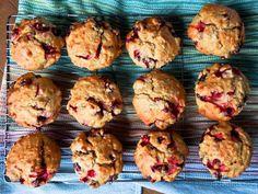Muffins canneberges orange 1-1