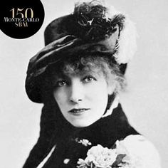 #MonteCarlolegend #150thanniversary Did You Know? Sarah Bernhardt was the first to star at the Opera Garnier Monte-Carlo, where she recited a poem while waving huge palm branches, on January 25th, 1879.