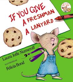 Children's books re imagined for college students