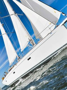 Luxury Yacht Charter Greece http://www.aegean-luxury.com/yachts-for-charter/sailing-yachts/sy-helene/