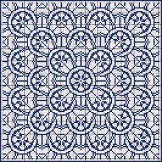 Cross Stitch Cushion, Cross Stitch Rose, Cross Stitch Embroidery, Cross Stitch Patterns, Cross Stitch Freebies, Afghan Blanket, Crochet Books, Red Pattern, Filet Crochet