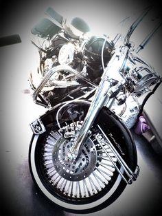 Harley Davidson Road King 18'- 21'