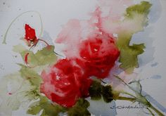 Image result for sandra strohschein watercolor