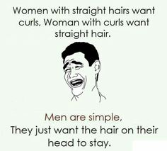 Hehe fact fact!   #men #women #hairstyle