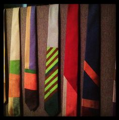 Sneak Peek from the Spring 2012 Gene Meyer tie collection.