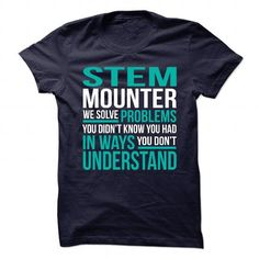 New Design for ***STEM-MOUNTER*** - #printed tee #poncho sweater. BUY TODAY AND SAVE => https://www.sunfrog.com/No-Category/New-Design-for-STEM-MOUNTER.html?68278