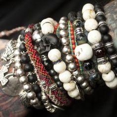 7 Great Gemstones for Men's Beaded Bracelets