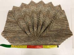 De Schelp tas haken, het hele patroon – Haken en breien met Samar Samar, Beanie, Diy Crafts, How To Make, Crochet Bags, Fashion, Crochet Purses, Totes, Moda