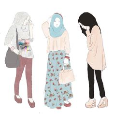 Being Hijab on Behance