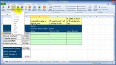 Microsoft Excel Full Tutorial - Ms Excel Full Tutorial in English