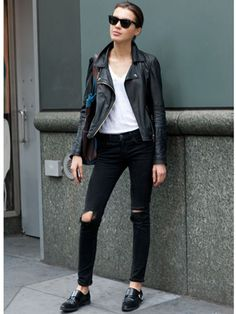 Summer Street Style 2013: NYC, London, Paris; Olga
