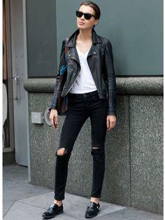 Summer Street Style 2013: NYC, London, Paris; Olga