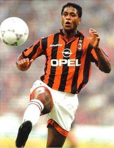 Patrick Kluivert. Ajax to AC Milan.