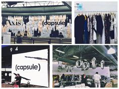 什麼是Capsule Trade show ? Cynical Cheri 做了些什麼 ? 喜愛時尚的你們,快來瞧瞧! PRAXES - NEWS - The Capsule Trade Show!!!
