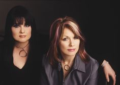 Heart has been fronted by sisters Ann and Nancy Wilson (pictured) since 1976 and have never received the critical recognition that they deserve. Description from popcultureguy-don.blogspot.com. I searched for this on bing.com/images