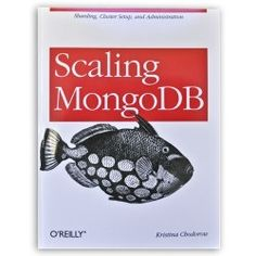 MongoDB - Scaling MongoDB Book Find us on facebook at https://www.facebook.com/JNLondon