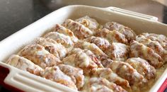 Overnight Cinnamon Roll French Toast--prep the night before, throw in the oven in the AM.