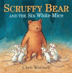 Pequeno Oso y los seis ratones blancos / Scruffy Bear And The Six Mice Tuff Spot, Talk 4 Writing, Great Books, My Books, Story Sack, Album Jeunesse, We Bear, Club Kids, Bilingual Education