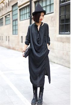 #fashion#streetstyle#black