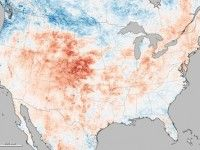 Climate Change becoming evident to more Americans | Work Bench