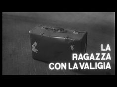 LA RAGAZZA CON LA VALIGIA / THE GIRL WITH A SUITCASE (1961)