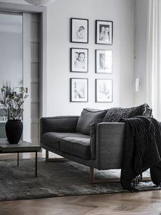 Diy Home decor - Home Decor Tips New Living Room, Living Room Interior, Home And Living, Living Room Decor, Bedroom Decor, Interior Exterior, Interior Design, Simple House, Home Decor Accessories