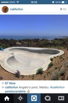 bowl angelo´s pools - califorfun
